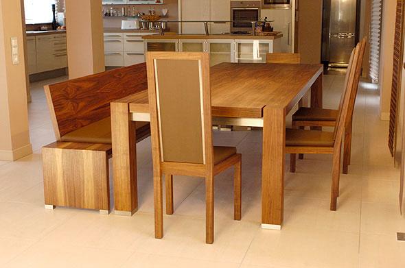 designerm bel esstisch neuesten design. Black Bedroom Furniture Sets. Home Design Ideas